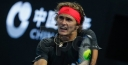TENNIS • ZVEREV CONTINUES LONDON QUEST BY BEATING RED-HOT BASILASHVILI, DEL POTRO ALSO WINS IN SHANGHAI thumbnail