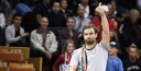 LATVIAN TENNIS STAR ERNESTS GULBIS REMAINS ON FIRE IN STOCKHOLM • LONDON HOPEFULS ISNER AND FOGNINI CRASH OUT thumbnail