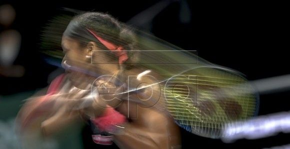 BNP Paribas WTA Finals 2018 in Singapore