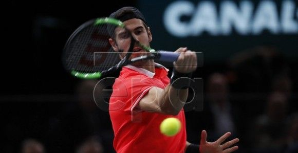 Rolex Paris Masters 2018 Tennis Tournament