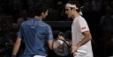 ATP ROLEX PARIS MASTERS TENNIS • DJOKOVIC EDGES FEDERER IN THREE-SET THRILLER, AWAITS KHACHANOV IN FINAL thumbnail