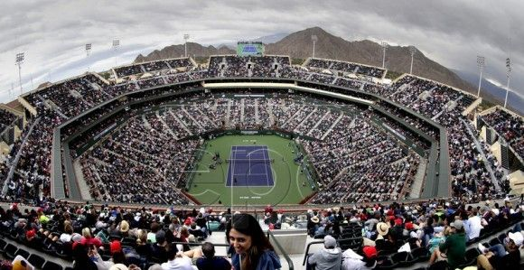 BNP Paribas Open tennis tournament