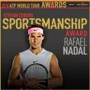 DJOKOVIC, FEDERER, NADAL, TSITSIPAS AMONG WINNERS IN 2018 ATP TENNIS WORLD TOUR AWARDS PRESENTED BY MOET & CHANDON thumbnail