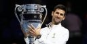 NOVAK DJOKOVIC ACCEPTS #1 TROPHY WITH A #1 ON HIS SHIRT • OTHER TIDBITS FROM SUNDAY IN LONDON @ ATP TENNIS thumbnail