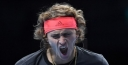 PHOTO GALLERY OF ZVEREV, NISHIKORI, & MORE AT THE NITTO ATP TENNIS FINALS thumbnail
