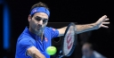 SWISS MAESTRO ROGER FEDERER BACK ON TRACK AT NITTO ATP TENNIS FINALS • ANDERSON ROUTS NISHIKORI TO GO 2-0 thumbnail