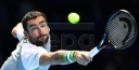 PHOTO GALLERY OF CILIC, DJOKOVIC, & MORE AT THE NITTO ATP TENNIS FINALS IN LONDON thumbnail