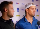 MIKE BRYAN AND JACK SOCK HOPING TO FINISH ON A WINNING NOTE AT NITTO ATP FINALS IN LONDON thumbnail