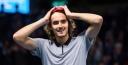 ATP RISING TENNIS STAR STEFANOS TSITSIPAS ON IMPROVEMENTS WHILE ON TOUR thumbnail