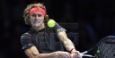 TENNIS FAN FAVORITES FEDERER AND MURRAY LOSE IN LONDON, ZVEREV AND SOCK/BRYAN REACH FINAL SUNDAY thumbnail